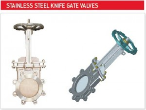 KNIFE GATE VALVES-1