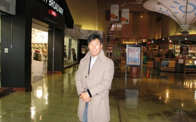 Business trip to America in 2009 (2)